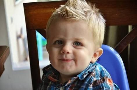 外国人の子供ちゃんの髪型特集 かわいいので お子さんの髪型の参考